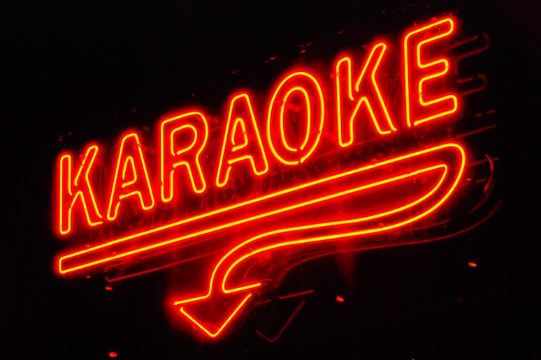 Duo Partymix met Karaoke bar