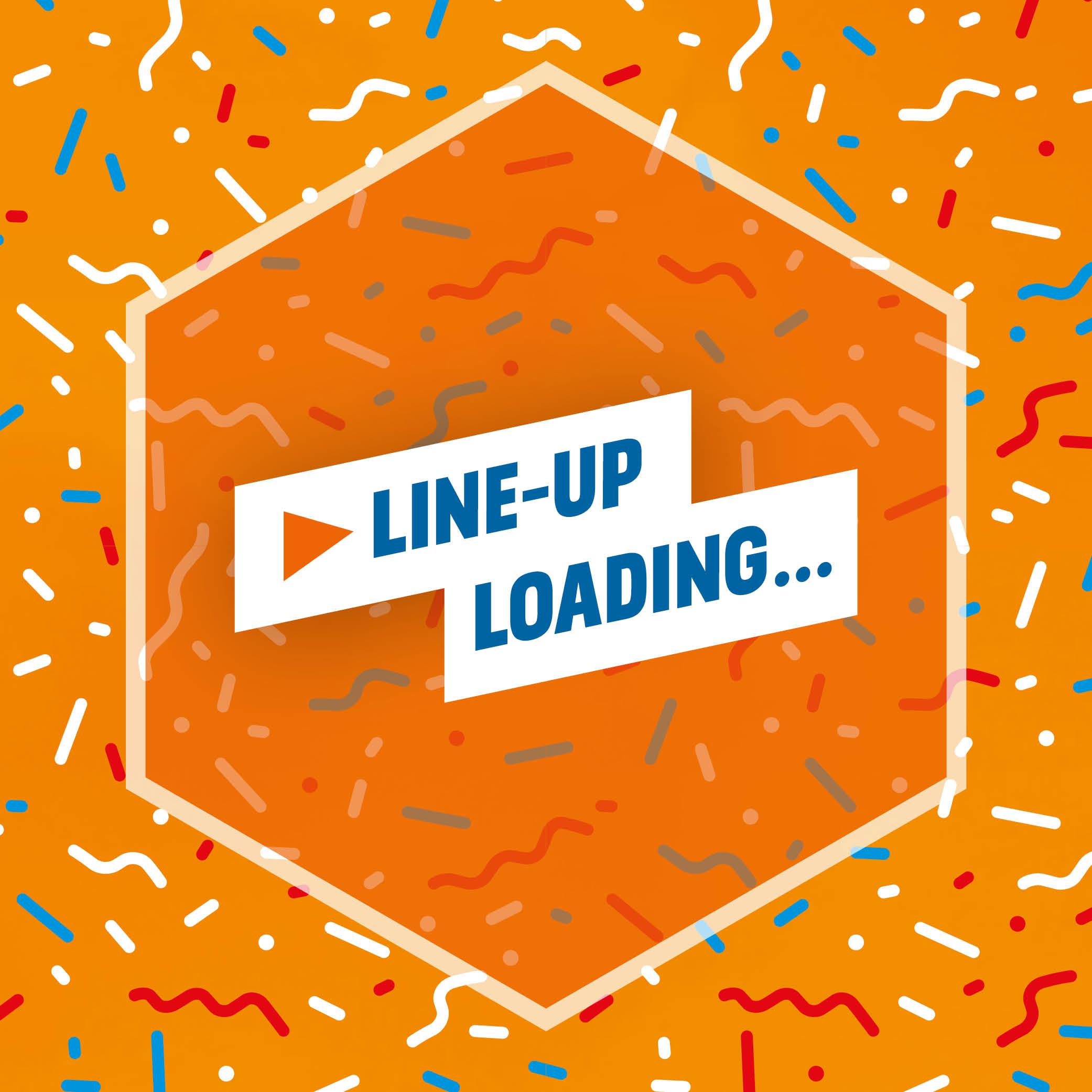 LINE-UP LOADING...
