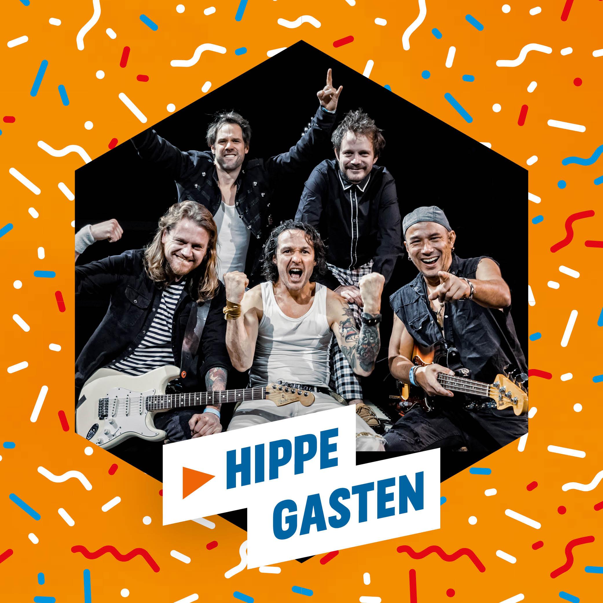HIPPE GASTEN